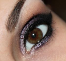 sultry purple smpkey eye by Talasia85