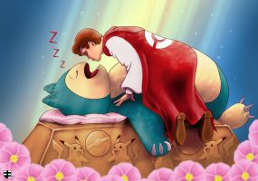 Snorlax And The Prince