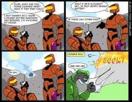 Halo comic by Steel365