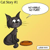 Cat Story 1 by MasterLudus
