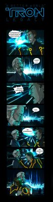 TRON - a better world by the-evil-legacy