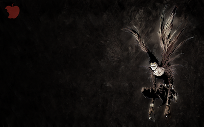 Ryuk Wallpaper by DarkStORMWORLd