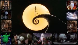 The Nightmare Before Christmas by Nestorladouce