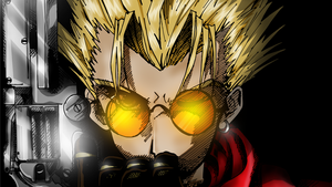 Trigun Vash The Stampede 1 by HOLOCGRAM