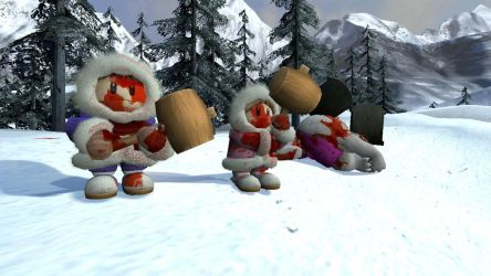 Ice Climbers - Back From The Dead by Blazikenpwnsyou
