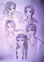 The Great Five v 1 by Wishluv by NewTrials