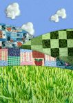 Patchwork Fields by AmberDust