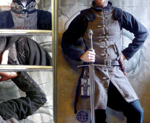 Gambeson by Astanael
