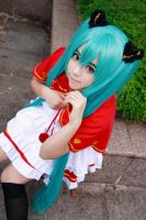 Vocaloid Bad End Night - Miku by Xeno-Photography