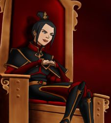 Azula spectations color by debbie07