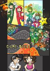 Game Over by SMeadows