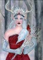 Lady of the Forest by Fairylover17
