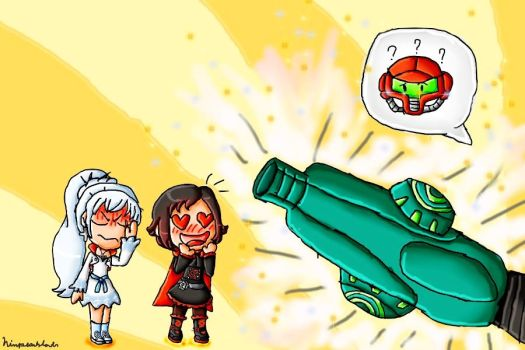 chibi ruby is excited by ninpeachlover