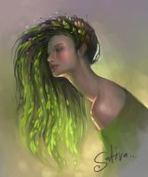 Young greens by satiiiva