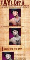 Photoshop Zombie Tutorial by hellogoodtaylor