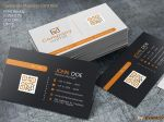 Corporate Business Card 003 by khaledzz9