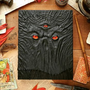 The Three eyes grand grimoire by MilleCuirs