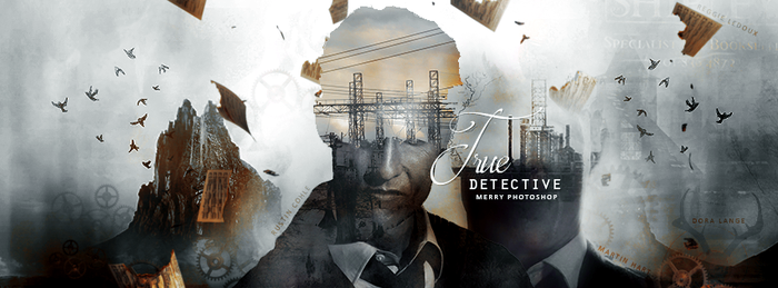 TRUE DETECTIVE by IremAkbas