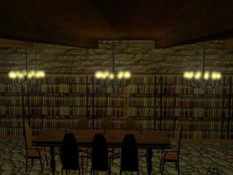 Mystic library by karst45
