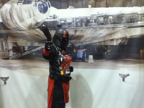 Mandalorian Cosplay by Dragoness-of-Night