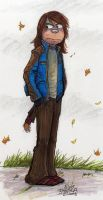Autumnal Ralph by Phraggle