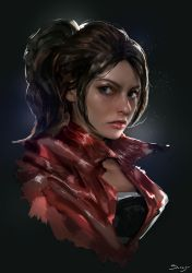 Ms.Redfield by Ron-faure