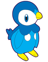 Piplup by BrittanysDesigns