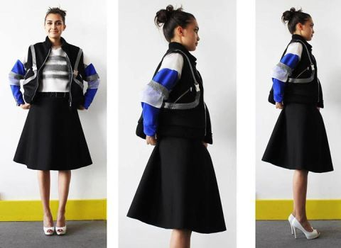 Look 1 by Caphyra
