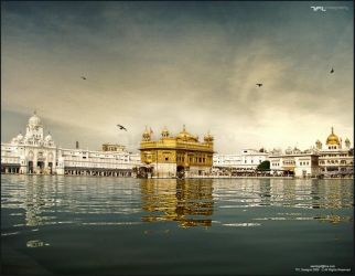 Golden Temple, Amritsar -India by sundeep715