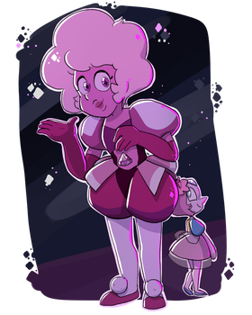 Pink And Pearl by LeniProduction