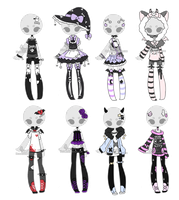 +Outfit Adoptable Mix 30 [CLOSED] (0/8)+ by Hunibi