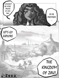 Asar Vol 1 chapter 3 page 9 by joeFJ