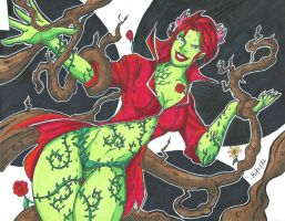 Poison Ivy Scan by MikeES