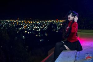 Rin tohsaka Cosplay photoshoot by @fanored by FanoRED