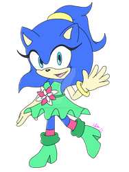 Lily The Hedgehog 2019!! by sarahlouiseghost
