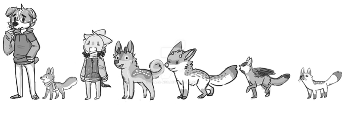 Size Chart Charas by lunar-neo