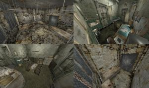 Silent Hill - Brookhaven rooms (download) by Mageflower