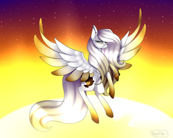 [ART TRADE] Angelica by Asembr-A