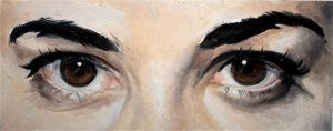 Mis Ojos by Audwee