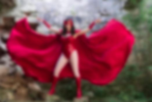 Scarlet Witch Preview : Patreon Exclusive by Lossien
