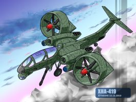 XHA-419 by TheXHS