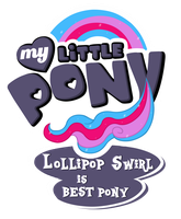 MLP Commission - Lollipop Swirl is Bestpony by MLPBlueRay