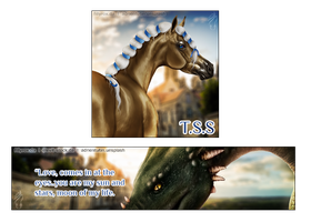 TSS game of thrones theme stable set by VIP-EquineArt