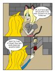 My Life as a Blue Haired Sorceress page 51 by epic-agent-63