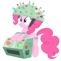 Pinkie Sense Experiment Trace by shadowdark3