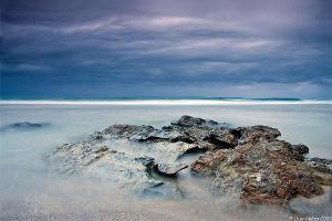 Incoming Tide by DrewHopper