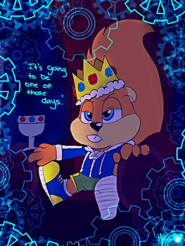 .:Conker's Royalty to Tranquility:. by viki12rocks