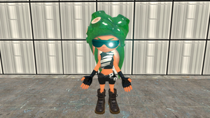 'Toxi'-Kate - Splatoon 2 Octoling armour by Double-G-348