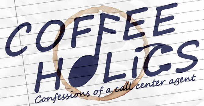 Coffeeholics logo by dancingbetta