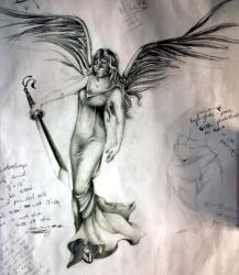 Arch Angel by freeswimmer25